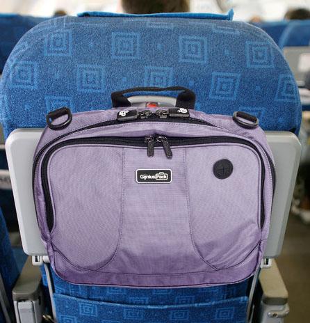 High Altitude Flight Bag by Genius Pack