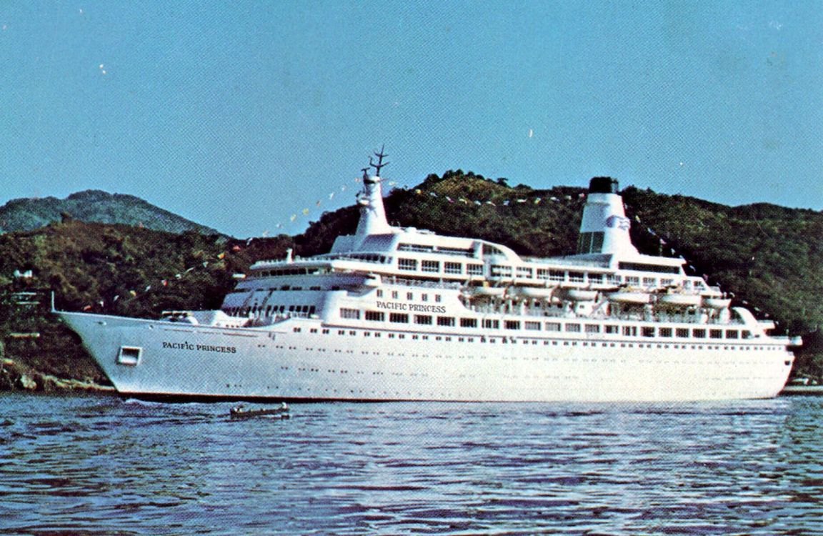What Happens To Retired Cruise Ships All Aboard TV - Love boat cruise ship