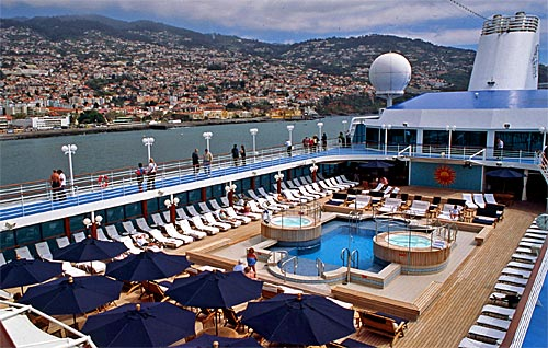 Days Cruise Lines Day Oceania Cruises All Aboard TV - Oceania regatta cruise ship